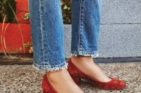 18 Trendy Block Heel Shoes Ideas For This Season