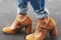 18 Trendy Block Heel Shoes Ideas For This Season 5