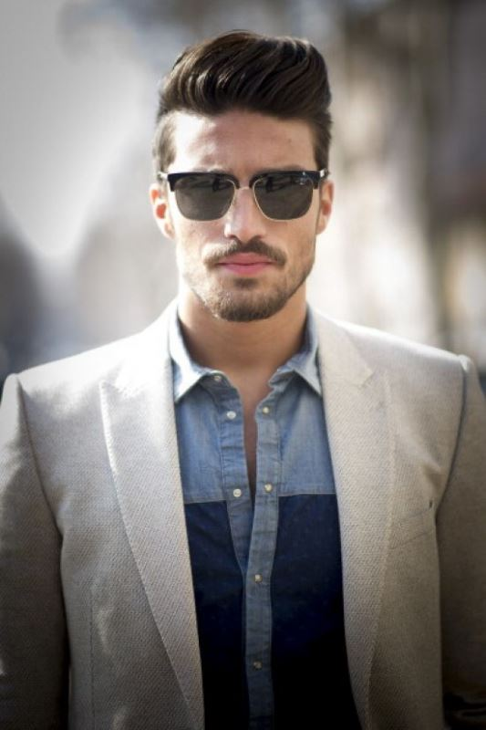 Fashionable Men's Sunglasses Looks To Get Inspired