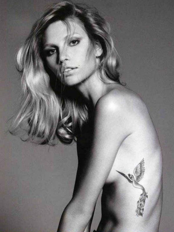Unique Celebrity Women Tattoos To Get Inspired