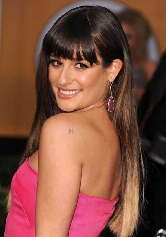 20 Unique Celebrity Women Tattoos To Get Inspired Styleoholic