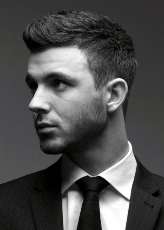 High Quality Trendy Business Hairstyles For Men To Impress