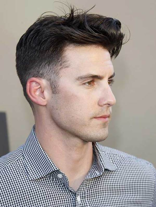 Picture Of trendy business hairstyles for men to impress  15
