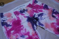 Colorful DIY Tie Dye Denim 7
