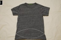 Cozy DIY Fringe T-Shirt 5