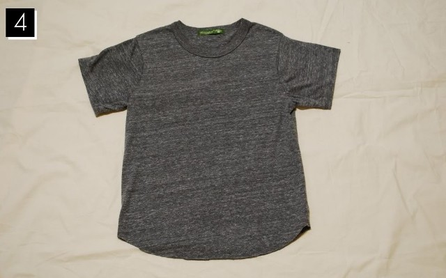 Picture Of Cozy DIY Fringe T Shirt 6