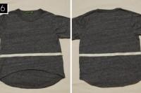 Cozy DIY Fringe T-Shirt 8