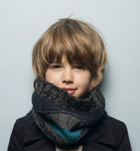 Cute And Trendy Haircuts For Little Boys