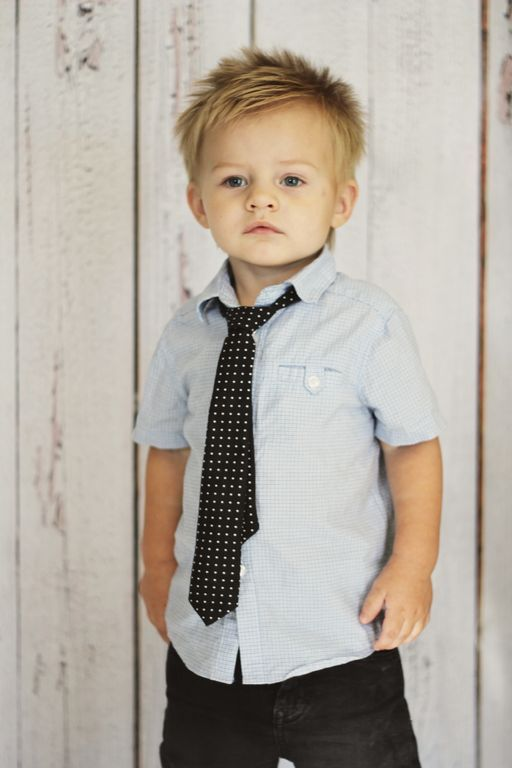 Picture Of Awesome And Trendy Haircuts For Little Boys 17