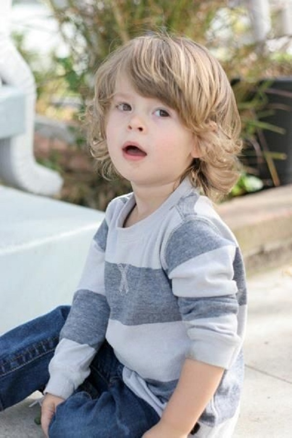 21 Cute And Trendy Haircuts For Little Boys