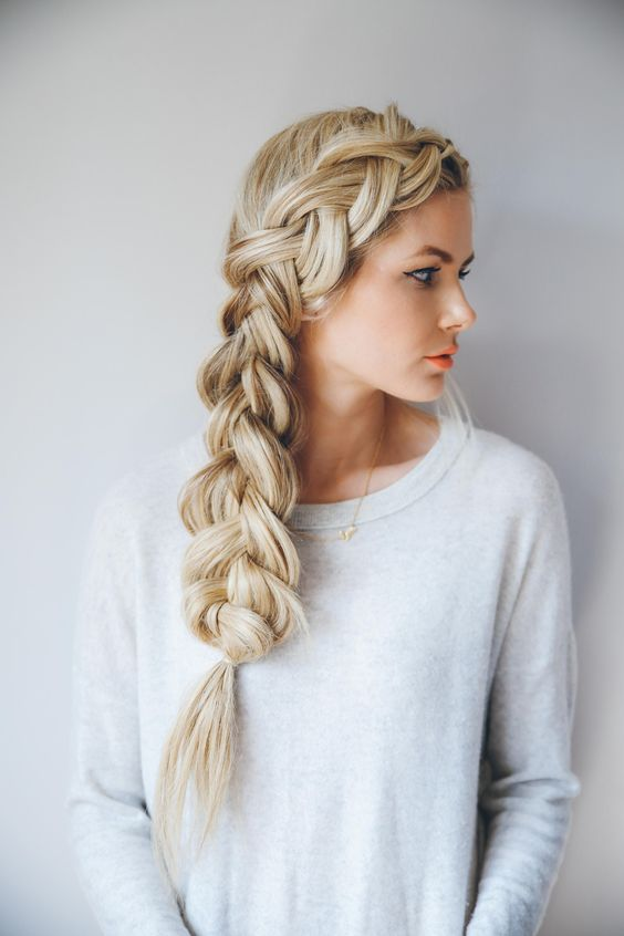 pictures 21 Edgy Braided Hairstyles For Little Girls