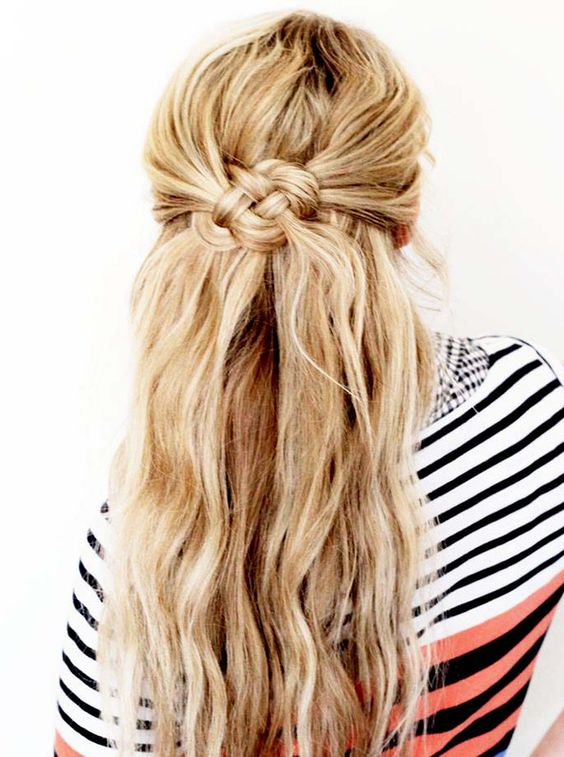Picture Of cute and easy first date hairstyle ideas  17