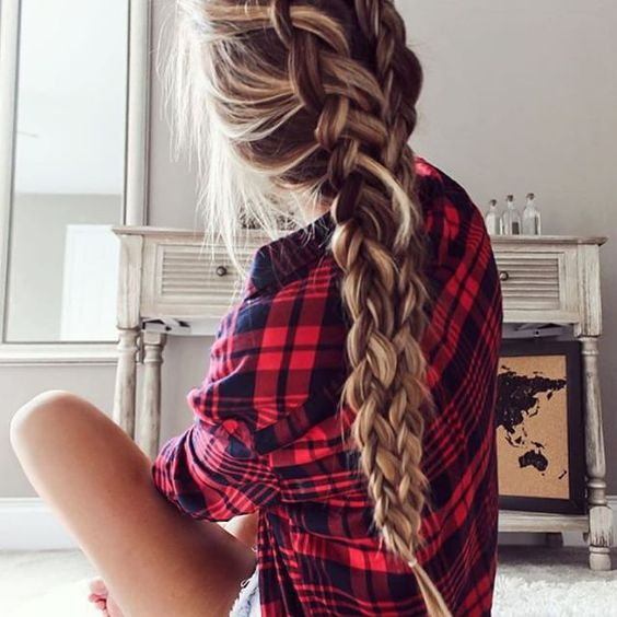 Picture Of cute and easy first date hairstyle ideas  19