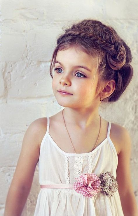 Picture Of Edgy Braided Hairstyles For Little Girls 15