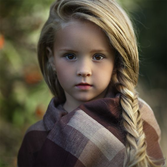 Picture Of Edgy Braided Hairstyles For Little Girls 16