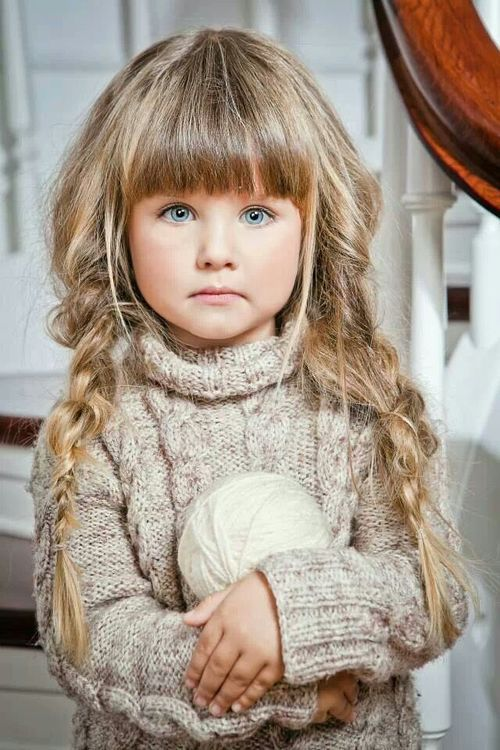 Picture Of edgy braided hairstyles for little girls  20