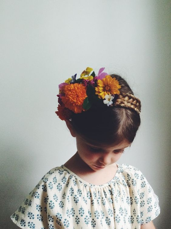 Edgy Braided Hairstyles For Little Girls