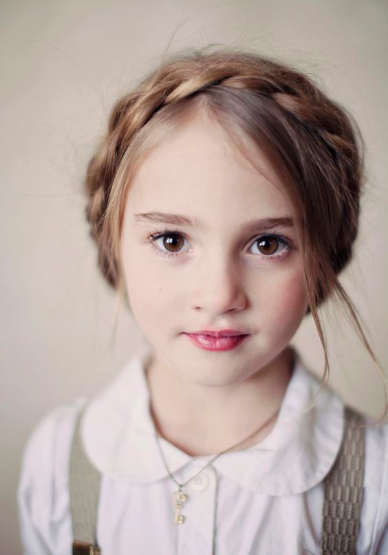 Picture Of Edgy Braided Hairstyles For Little Girls 9