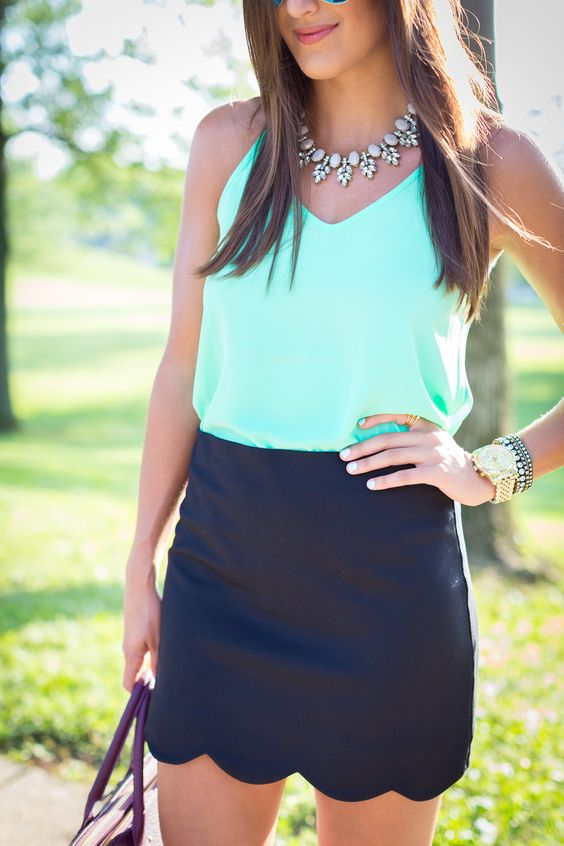 Flirty Spring Date Outfits To Make Him Speechless