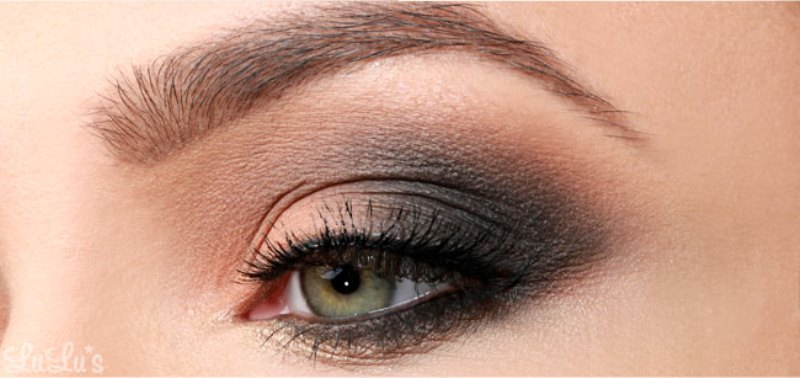 Picture Of sexy diy sultry smokey eye makeup  2