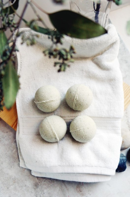 Soothing DIY Post Gym Bath Bombs To Try