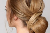 sophisticated-diy-wrapped-low-bun-hair-updo-2
