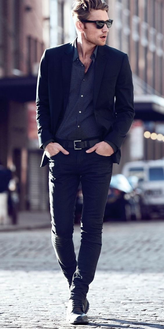Stylish And Sexy Men Date Outfits For Spring