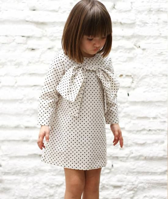 19 Super Cute And Stylish Haircuts For Small Girls - Styleoholic