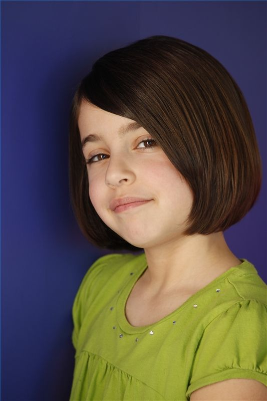 Picture Of super cute and stylish haircuts for small girls  14