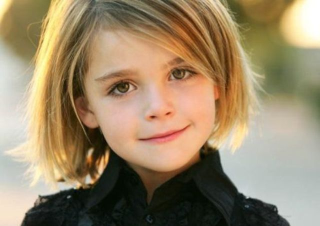 Super Cute And Stylish Haircuts For Small Girls