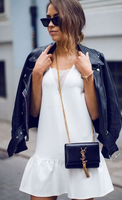 Excellent And Timeless Chain Strap Bag Ideas