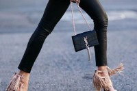 15 Sexy Fringe Shoes Ideas To Try 13