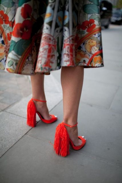 Picture Of Sexy Fringe Shoes Ideas To Try 14