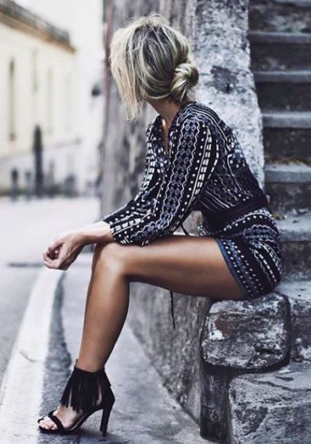 Sexy Fringe Shoes Ideas To Try