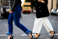 18 Fashionable Fringed Jeans Ideas For This Season 18