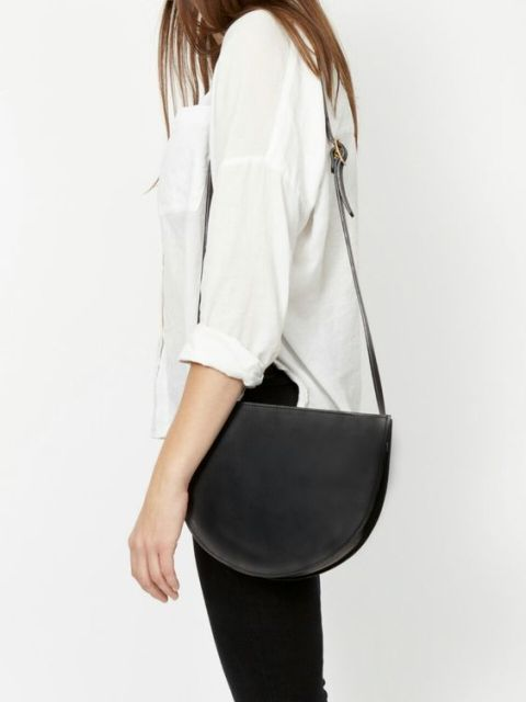 Super Trendy Half Moon Bag Ideas To Try