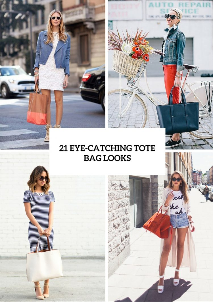 21 eye catching tote bags worth investing in