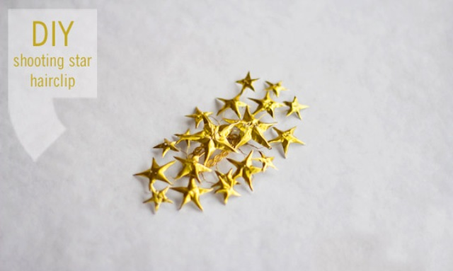 Picture Of Gorgeous DIY Star Hair Clip 6