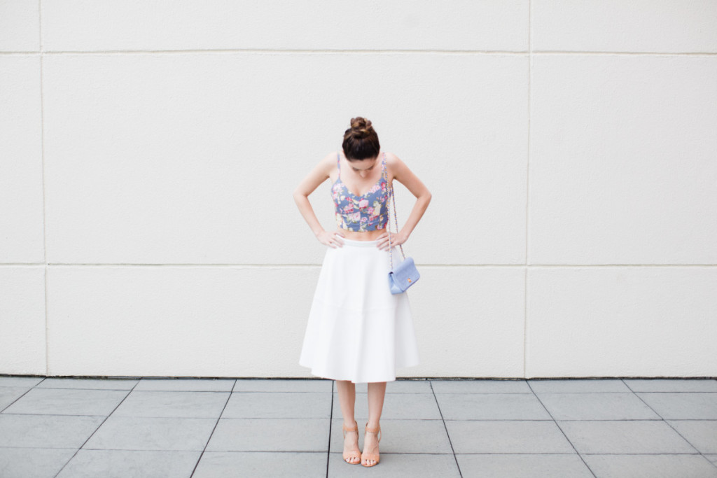 Picture Of chic and comfy spring party looks for girls  19