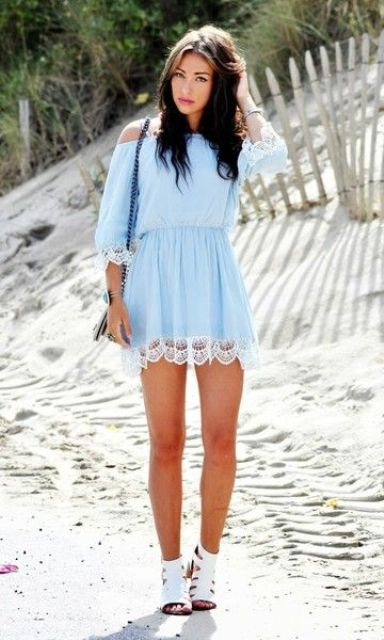 Picture Of chic serenity girl outfits for spring  13