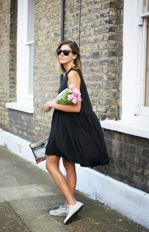 Picture Of how to wear swing dress this summer 18 stylish looks to recreate  12