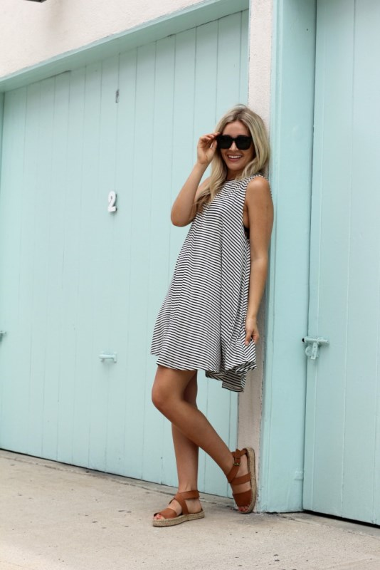 Picture Of how to wear swing dress this summer 18 stylish looks to recreate  15