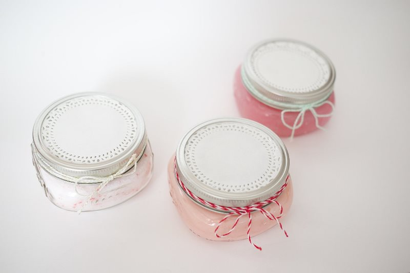 Picture Of sweet diy spa kit to make  2