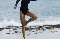 05 classic long sleeve swimsuit