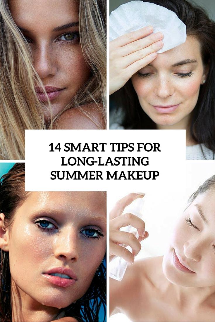 14 Smart Tips For Long-Lasting Summer Makeup
