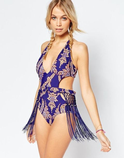 Picture Of Sexy Fringe Swimsuit Ideas For Summer 3