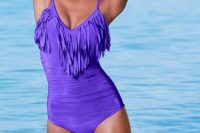 16 Sexy Fringe Swimsuit Ideas For Summer 5