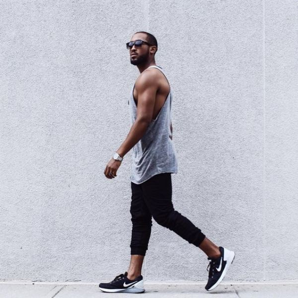17 Comfy Men Tank Tops For A Stylish Workout Outfit - Styleoholic