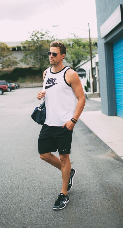 17 Comfy Men Tank Tops For A Stylish Workout Outfit Styleoholic