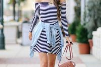 21 Outfit Ideas With Straw Hats For Summer 16
